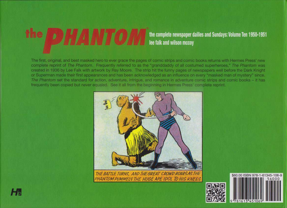 THE PHANTOM SUNDAYS 1950-1951