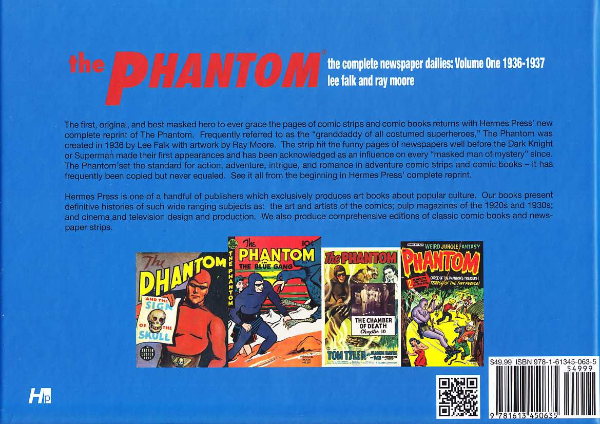 THE PHANTOM HERMES PRESS VOLUME 1