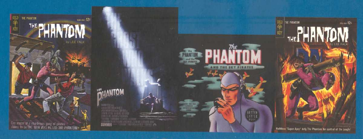 THE PHANTOM HERMES PRESS VOLUME 2